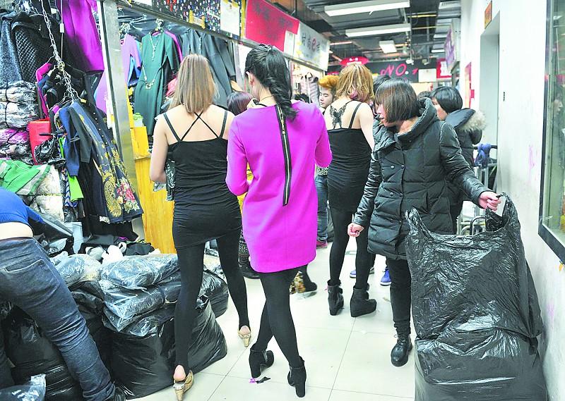 """达人""""淘衣圣地""""北京动物园批发市场已确定外迁"""