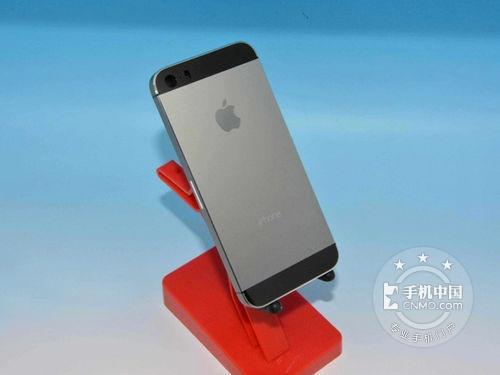 图为:苹果iPhone 5S背面