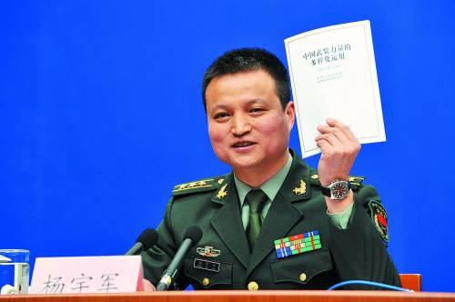 军事资讯_近年来,我国不断完善军事新闻发布制度,军事透明度不断增加.