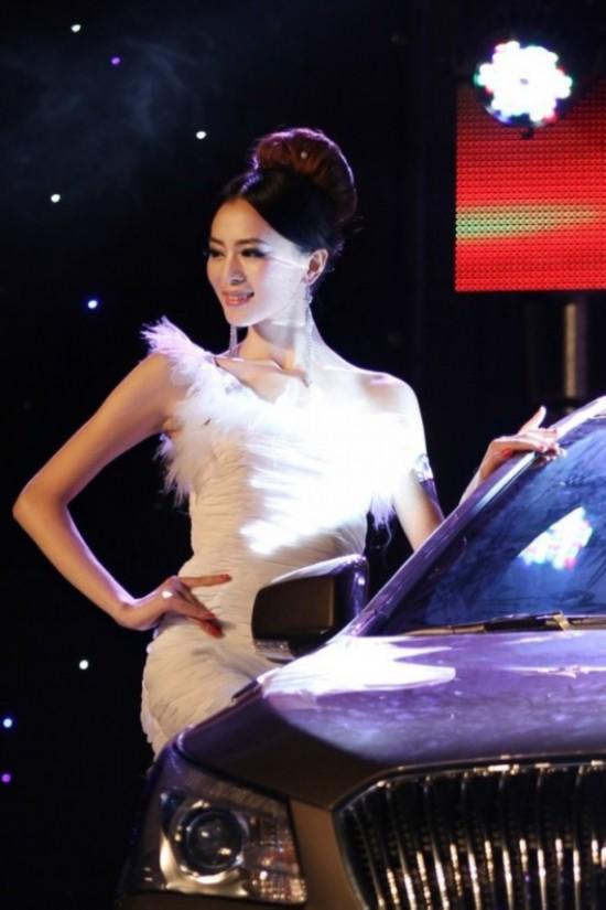 嫩模集中营 亚洲汽车模特大赛全程回顾(组图)