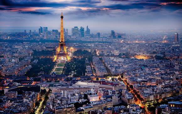 巴黎(Paris)
