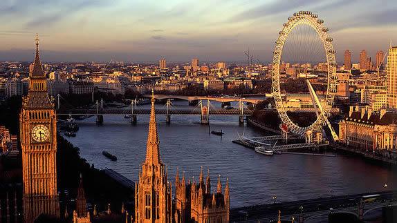 伦敦(London)