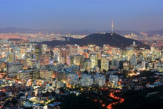 首尔(Seoul)