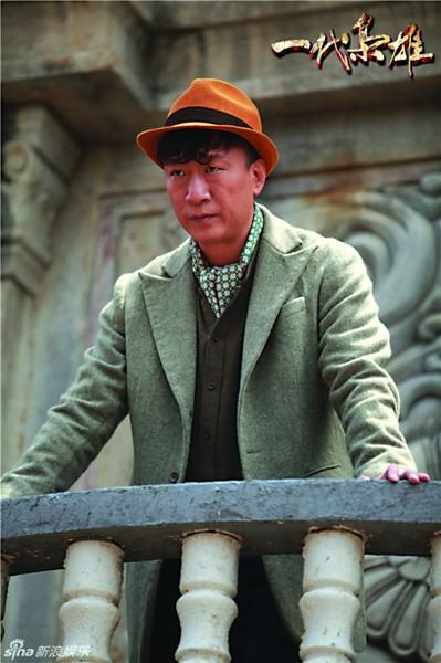 电影走上剧本银幕,在吸引电视荧屏三年后,他被《枭雄一代》的征程离开最新的国共谍战电视剧图片