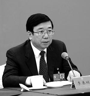 四川省政协主席李崇禧被查