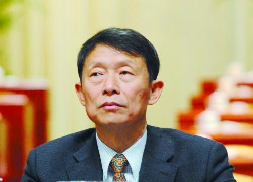 2013年1月27日,李崇禧在四川省政协十一届一次会议闭幕式上。CFP供图L