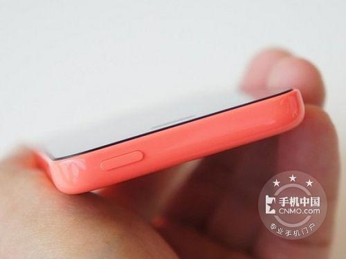 图为 苹果iPhone 5C