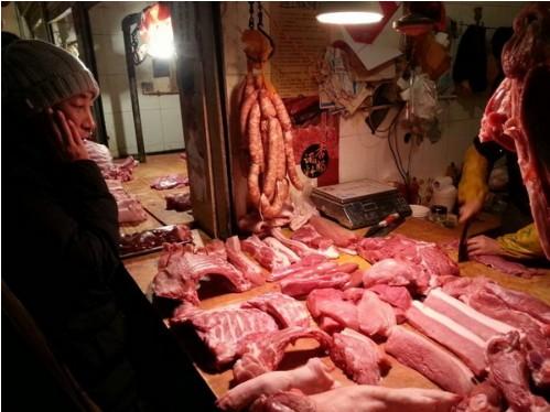 上海市场羊肉价格_入冬以来羊肉价格平稳 市民偏爱羊肉卷熟羊肉-搜狐苏州