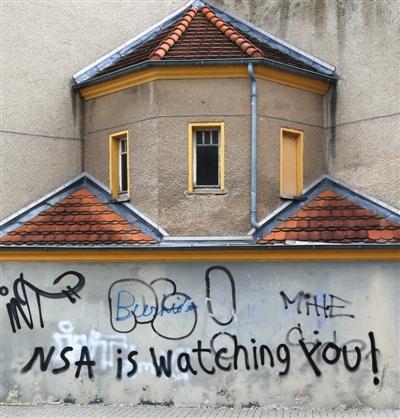 美国国安局正看着你。