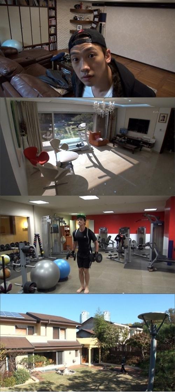 探秘韩国明星们的霸气豪宅