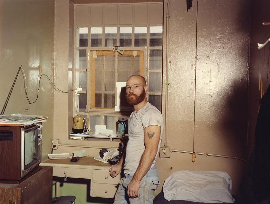 美国 史蒂芬/原标题:20世纪80年代美国监狱生活