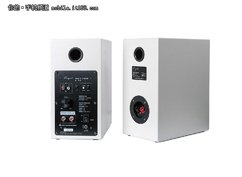...音箱实用,同时也可以接上功放A6就变成了音质出色的无源音箱...