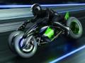 [海外新车]新川崎Kawasaki J 概念摩托车