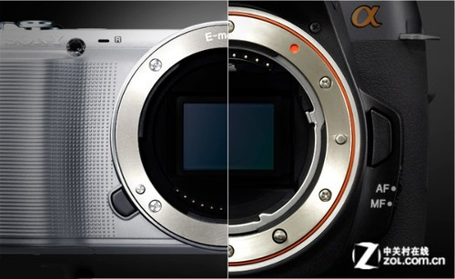 定位高端市场 索尼A/E混合卡口相机消息