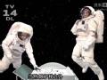 《周六夜现场片花》S39E03 恶搞《地心引力》 清洁工变专家