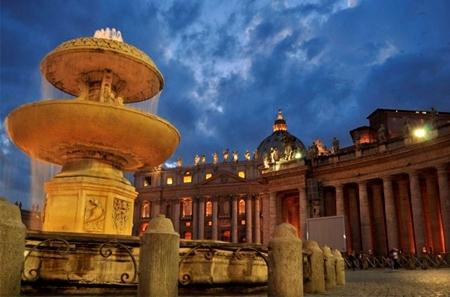 梵蒂冈有多少人口_梵蒂冈面积有多大 有多少人口