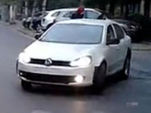 上海大众全新紧凑车