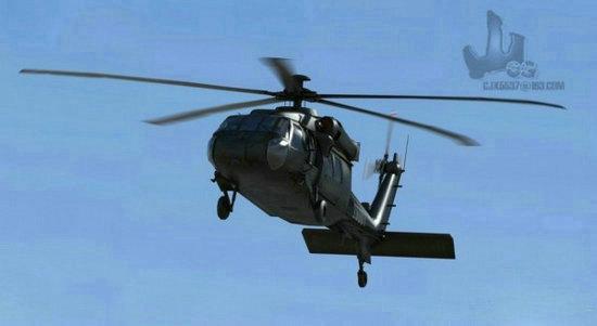 资料图:2013年12月23日上午11时20分许,直20在东北北部某机场成功进行了首飞,填补10吨级中型通用直升机国内空白。