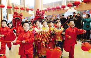 年儿童开辟一个属于自己的节日盛会