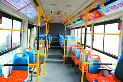 公共汽车审验表设备号-批50辆新能源公交车正式上线运营高清图片