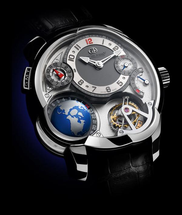 高珀富斯GMT世界时间腕表