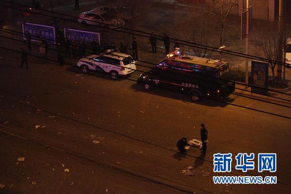 陕西蒲城大巴爆炸_陕西蒲城客车爆炸事件采访:伤者回忆惊恐瞬间-搜狐新闻
