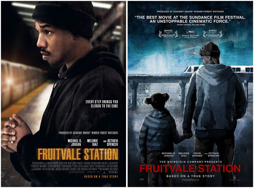 《弗鲁维尔车站》海报