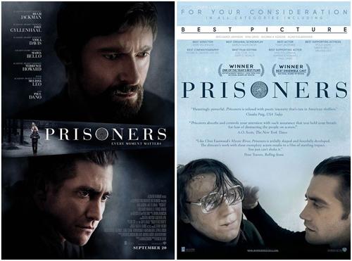 《囚徒》海报
