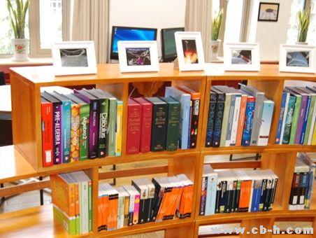 精选数千种英文原版图书,帮助学生拓宽国际视野