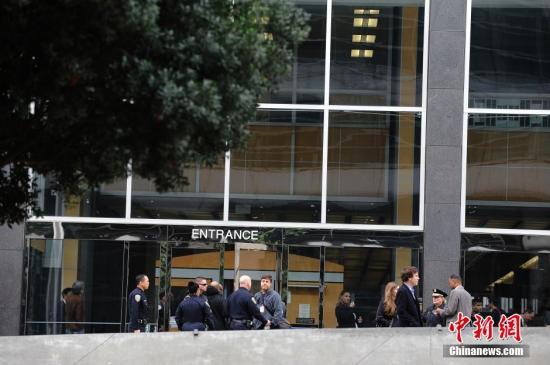 美国FBI摆乌龙 错报中国驻旧金山总领馆纵火嫌犯姓名