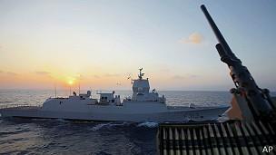 叙利亚化武材料将在公海上销毁