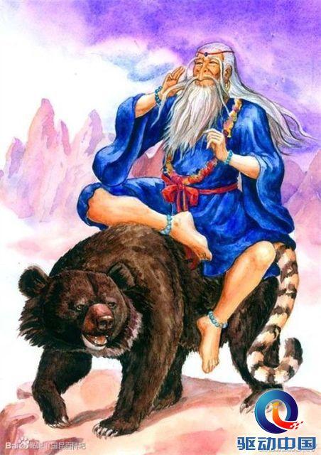 《西游记》中人物,灵根仙石孕育而生,混世四猴之一灵明石猴.图片