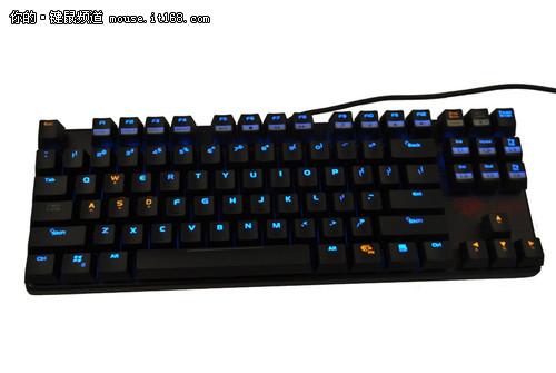 凌豹机械师背光版背光键盘