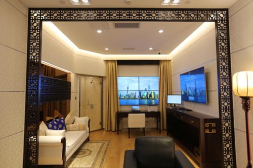 三星智能酒店解决方案打造愉悦居住体验