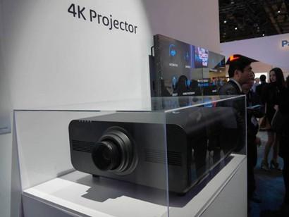 4K投影机