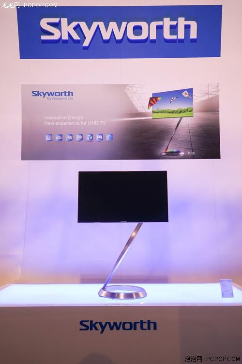 颠覆性造型设计的全新超清电视