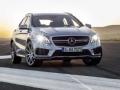 [海外新车]2014新款奔驰GLA45 AMG量产版