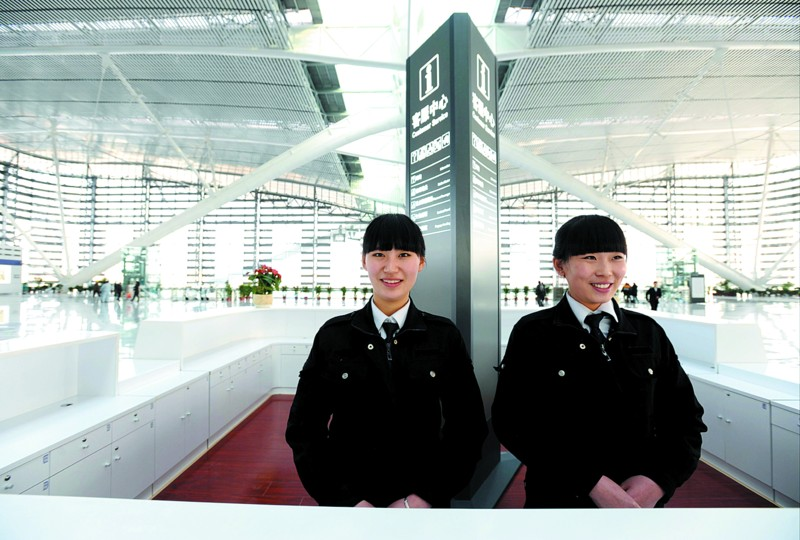 青岛北站今迎客(图)