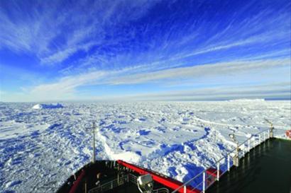分奢华观光和刺激探险每年2000中国人南极游