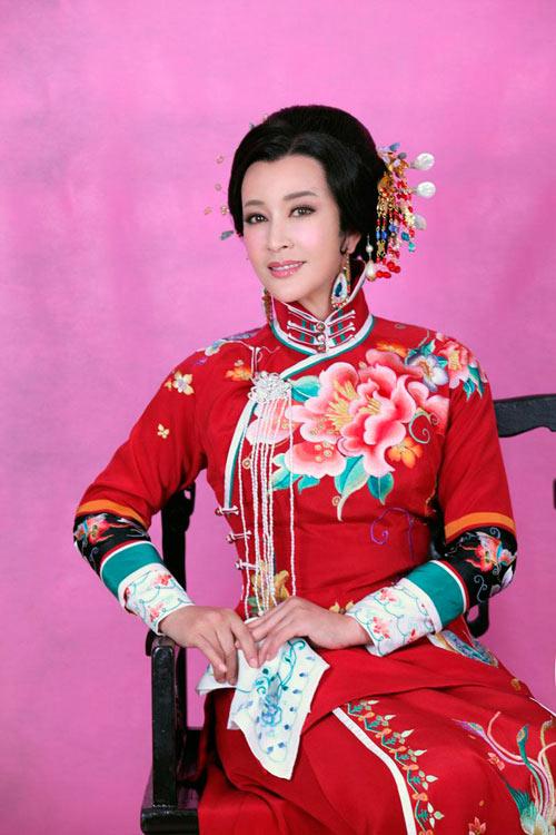 刘晓庆(资料图)