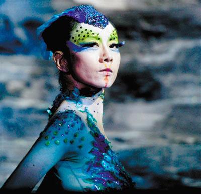 杨丽萍(资料图)