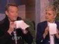 《艾伦秀第11季片花》S11E44 史蒂夫·斯潘格勒玩转卫生纸