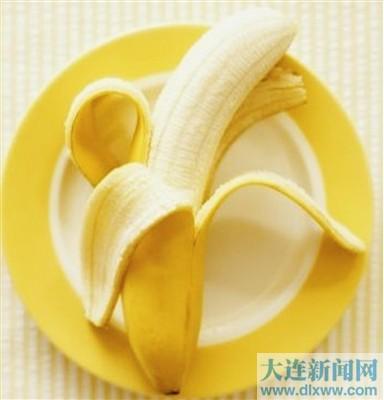 吃香蕉防花粉过敏(图)