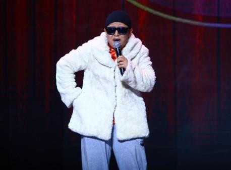 《中国喜剧星》选手模仿宋丹丹