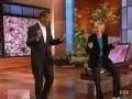 《艾伦秀第11季片花》奥巴马扭腰甩臀与艾伦共舞 打拳击耍帅