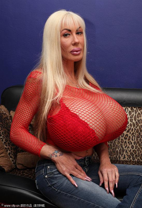 big breast pornstars: