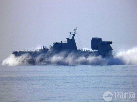 """中国修复受损""""野牛""""  可迅速控制朝鲜西海岸"""