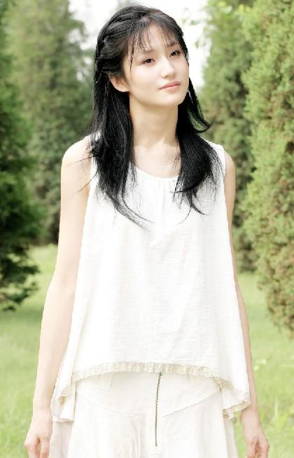 """早年时的蓝燕曾是""""太平公主""""。"""