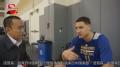 视频-专访汤普森 稳住下身投篮就准还没女朋友