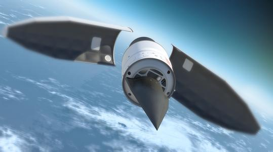 原文配图:外媒称中国实验类似美国HTV-2的超高速飞行器。